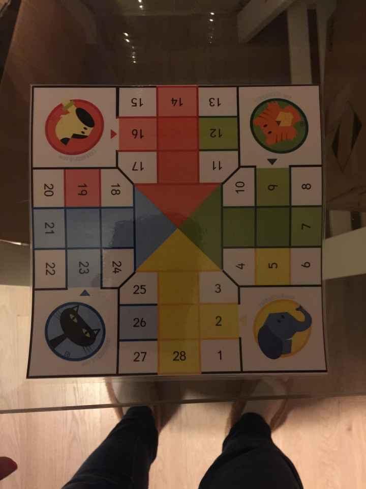 Juegos de mesa - 3