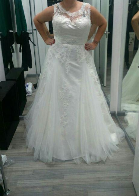 ayuda vestido novia talla grande…. - alicante - foro bodas