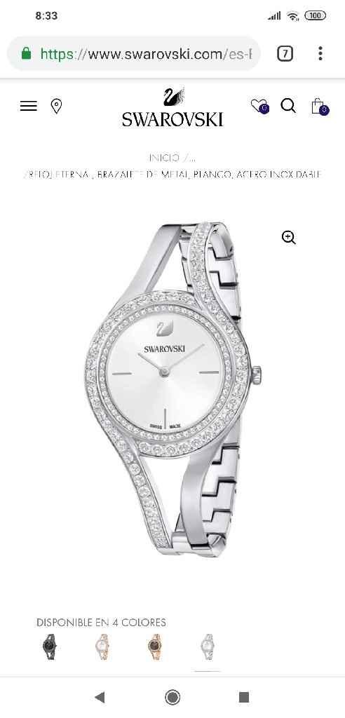 Reloj para novia - 1