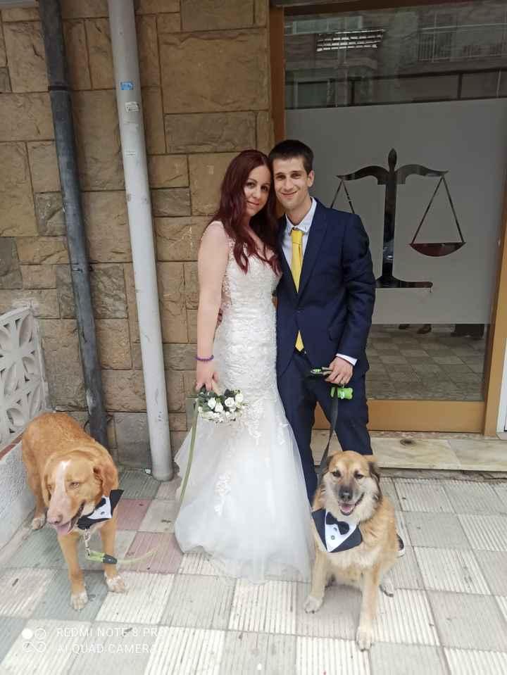 Ya somos marido y mujer!!! - 1