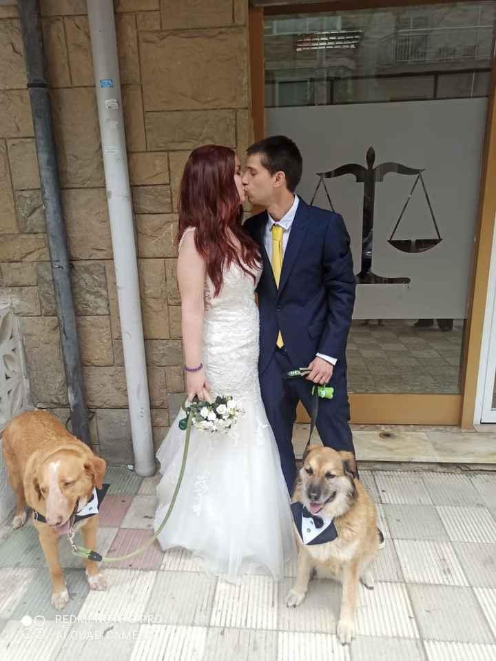 Ya somos marido y mujer!!! - 2