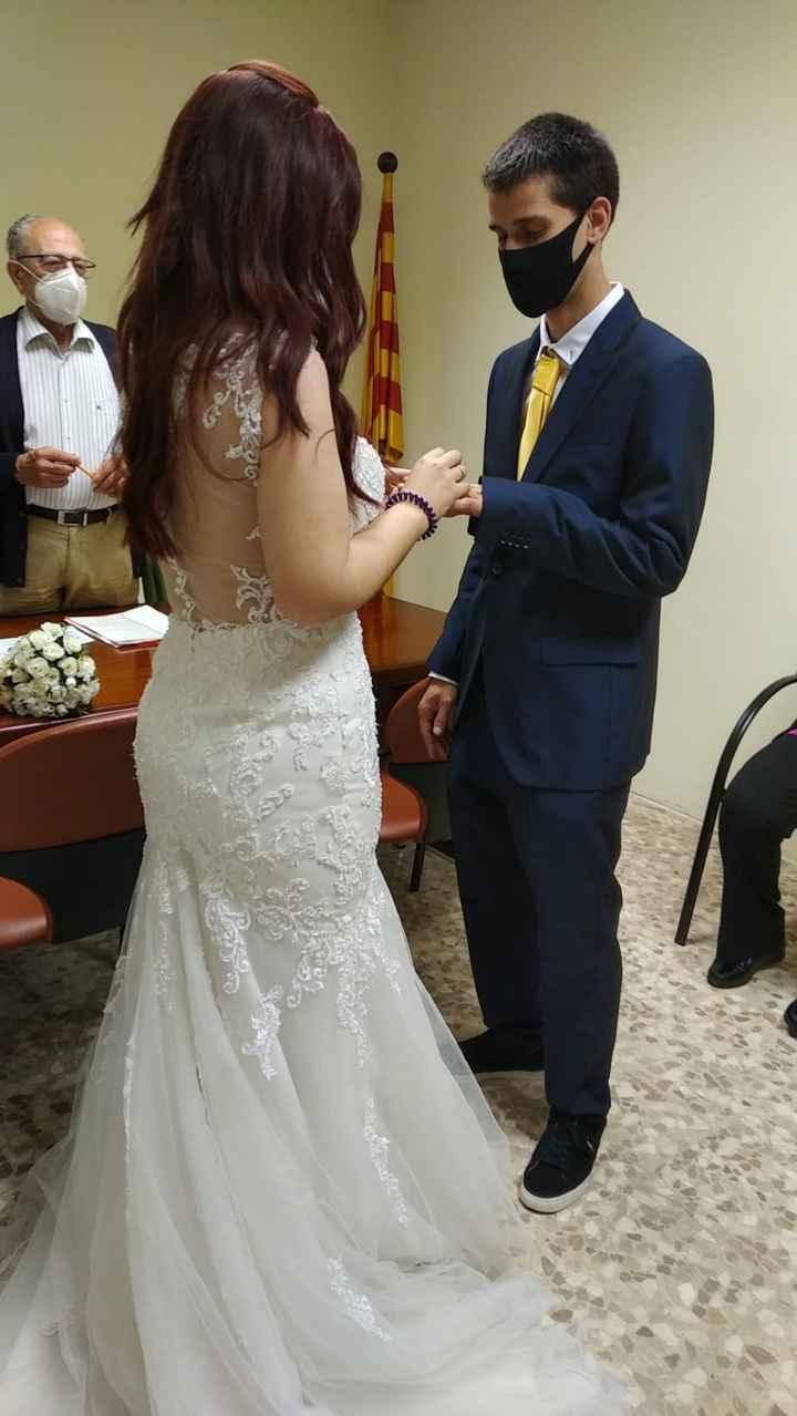 Ya somos marido y mujer!!! - 3