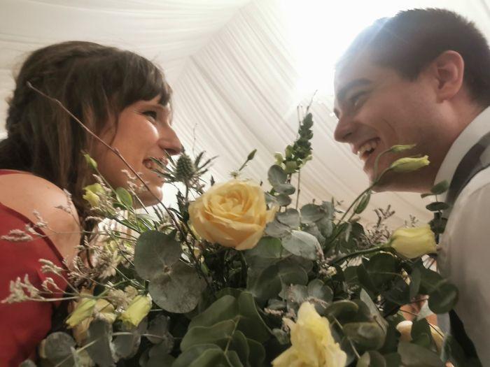 En la boda dónde nos propusieron ser los siguientes