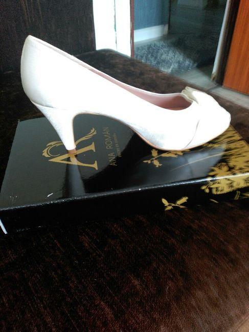 zapatos de novia en bilbao??? - vizcaya - foro bodas