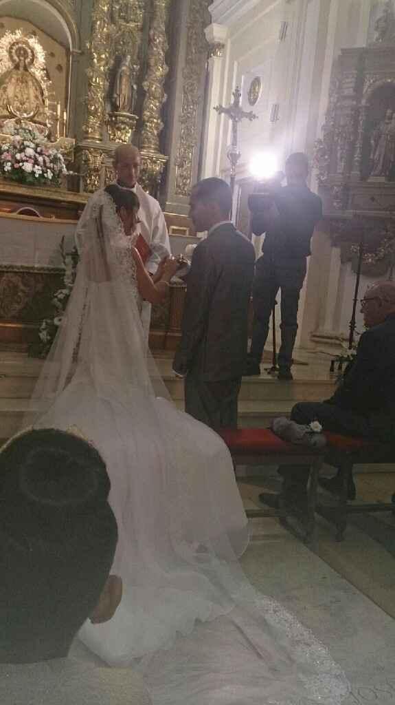 Me casé el 1 de octubre!! - 2