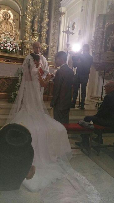 Velo de novia - 2