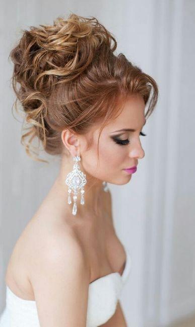 Altos peinados 2016 peinados recogidos altos tendencias - Recogidos altos para bodas ...