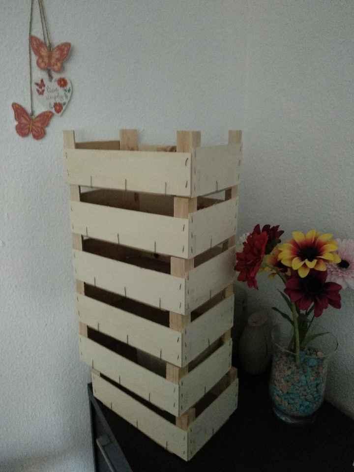 ¿Qué puedo hacer con las cajas? - 1