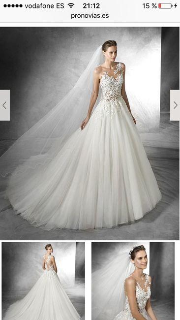 tiempo para comprar el vestido - organizar una boda - foro bodas