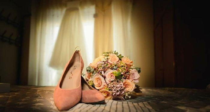 ¿Zapatos blancos o de color? - 1