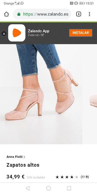 Ayuda con zapatos rosa!! - 1