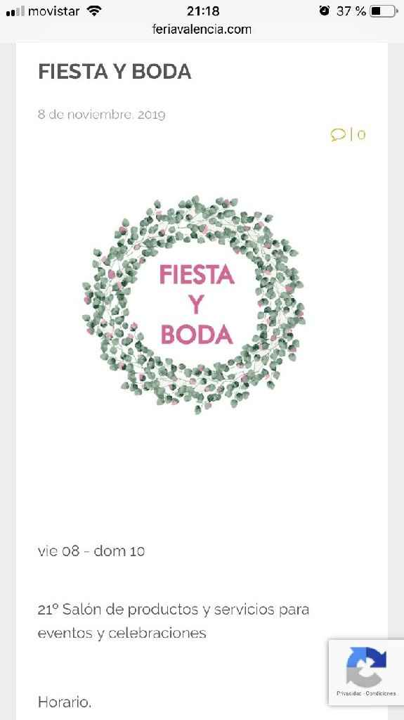 Feria 2019 Valencia - 1