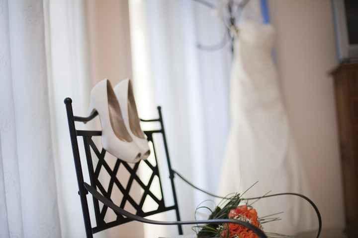 Los zapatos de novia,complementos  - 8
