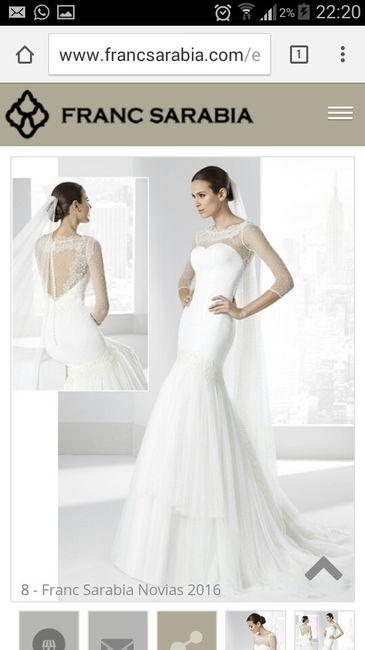 alguien sabe los precios de los vestidos de franc sarabia 2014