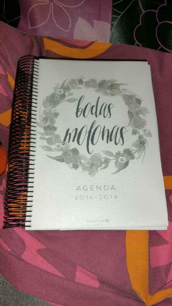 Mi agenda!!!! - 1
