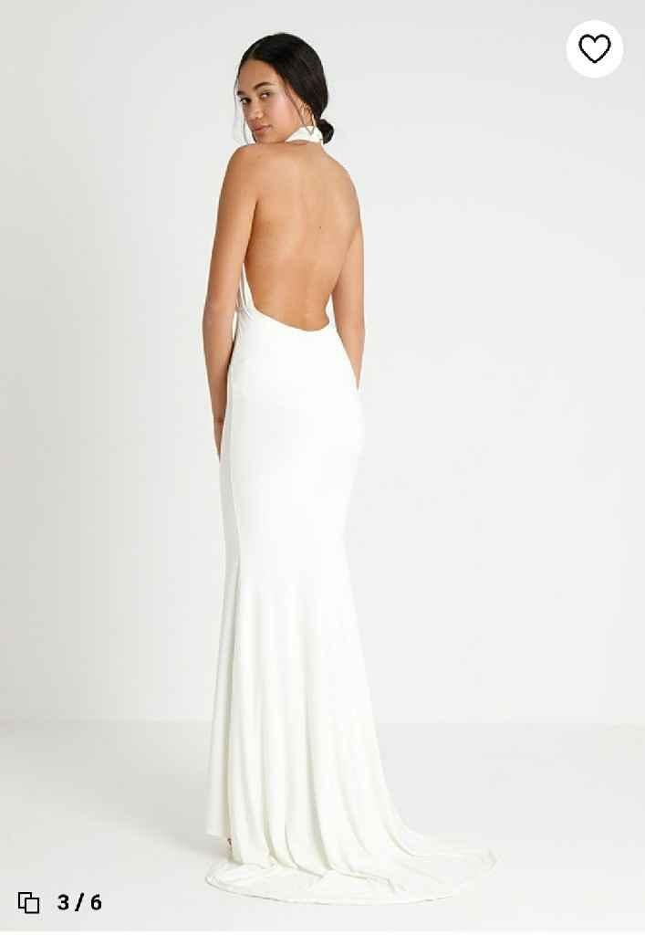 Opinión segundo vestido - 1