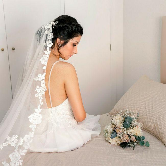 ¿Llevaréis velo en la boda? 1