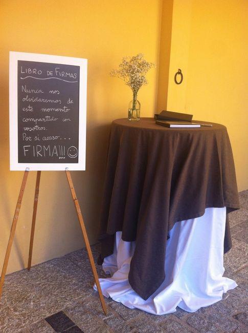 Decoraci n libro de firma antes de la boda foro for Libros de decoracion