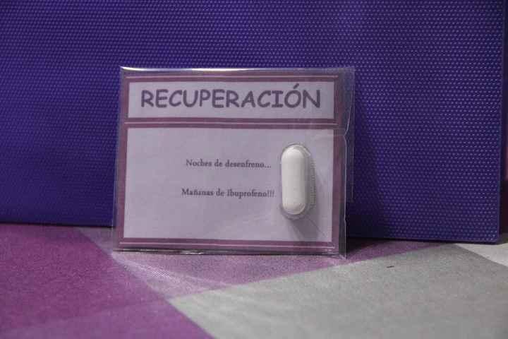 Recuperacion: un ibuprofeno para la resaca!