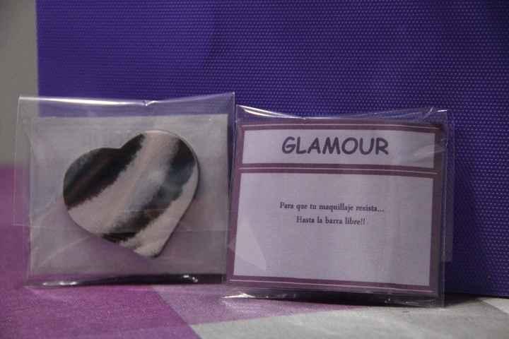 Glamour: Una esponja para el maquillaje