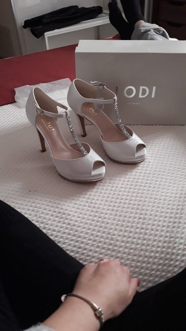 Ya tengo mis preciosos Zapatos!! 😍👠 - 2