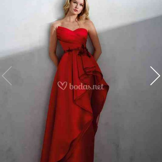Color vestido de novia 1