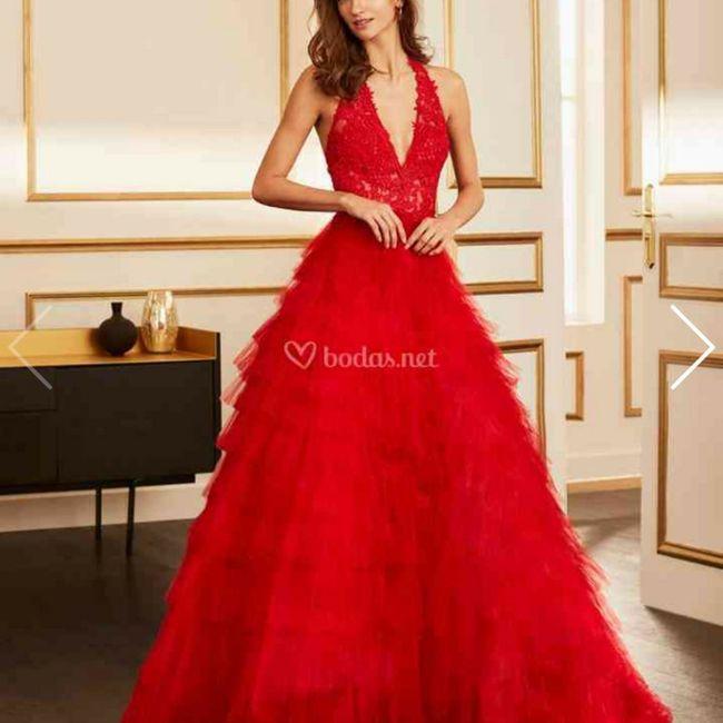 Color vestido de novia 3