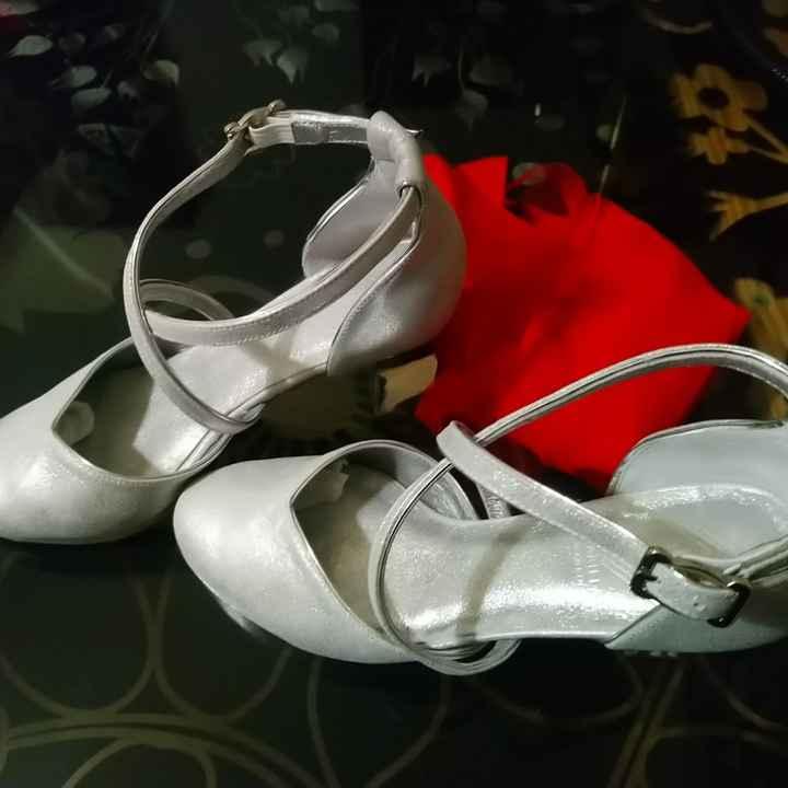 Ya han llegado mis zapatos!!! - 2