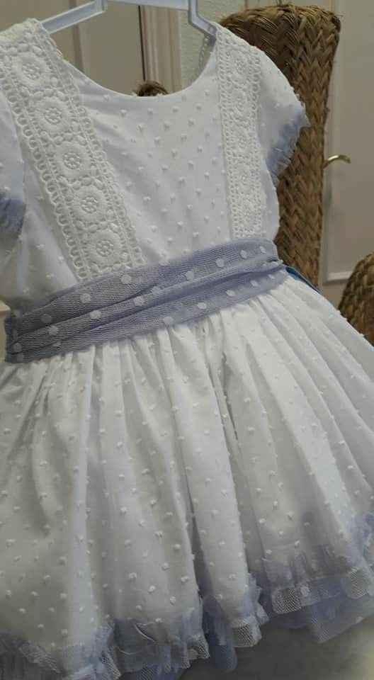 Vestido pajes - 1