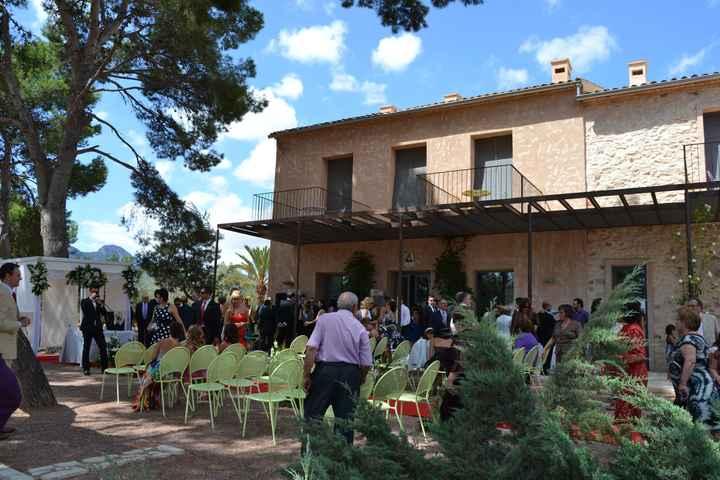 boda en Hotel Spa la Romana