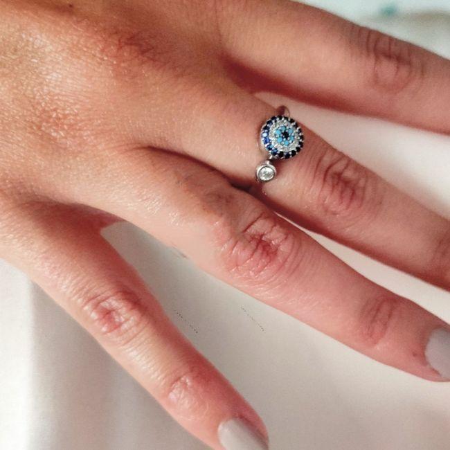 ¿Cómo es tu anillo de compromiso? 💍 7