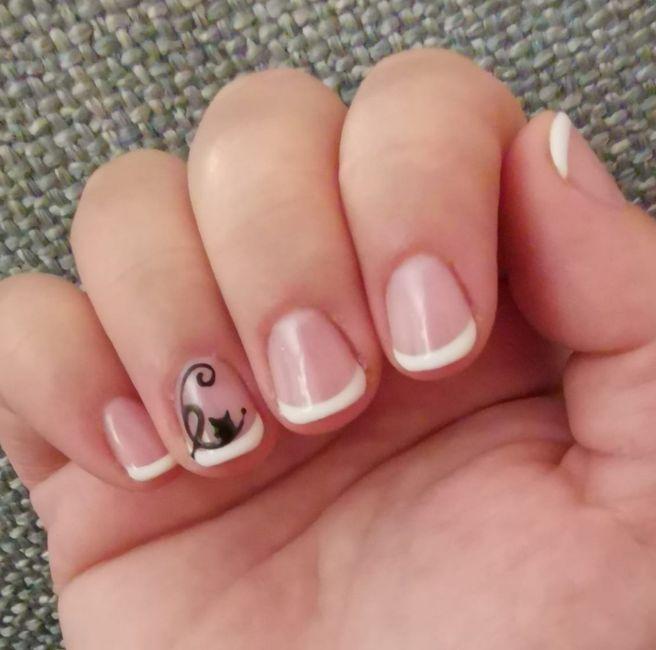 Forma de las uñas 1