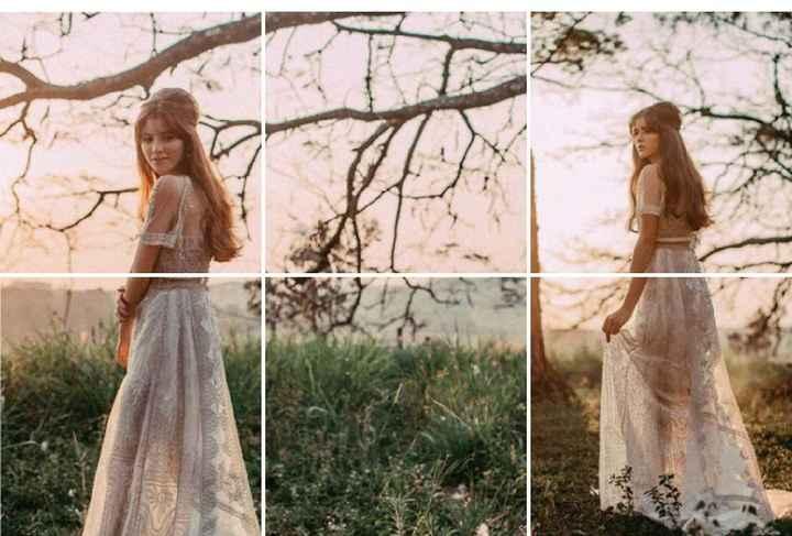 Mi vestido + ideas pendientes! - 1