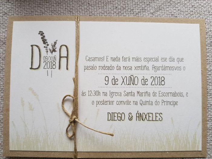 Nuestras invitaciones! - 2