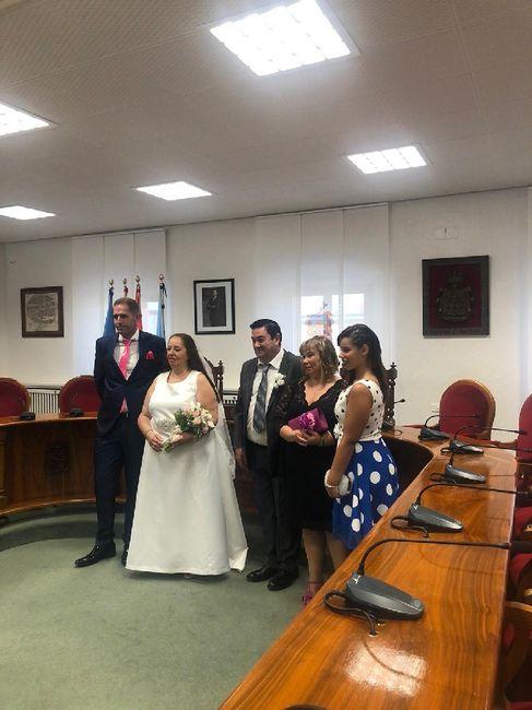 Por fin casados - 3