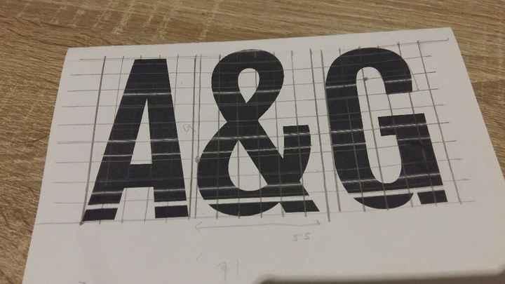 Ayuda con las letras grandes - 1