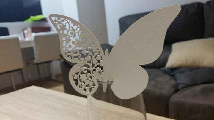 Mis mariposas - 2