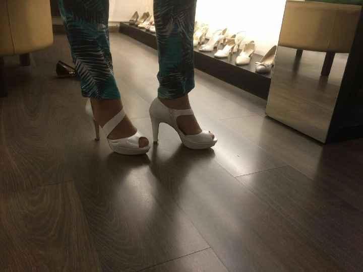 Zapatos novia LODI - 1