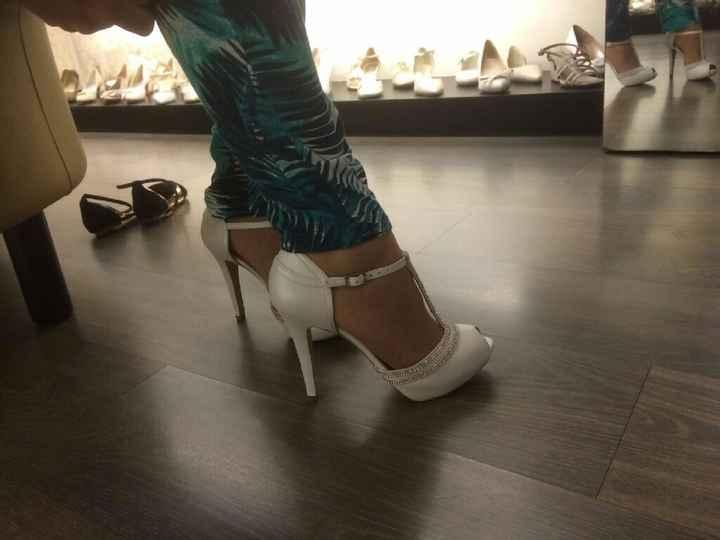 Zapatos novia LODI - 2