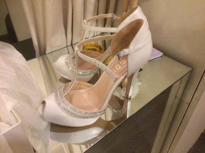 Zapatos novia LODI - 3