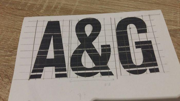 Plantilla letras gigantes a escala, ayuda!! - 2
