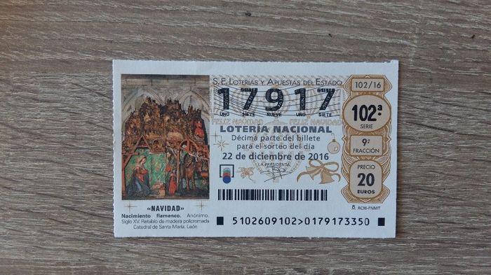 11. Lotería Navidad