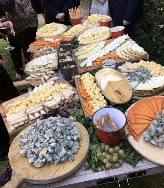 ¿Un buffet de quesos? - 1