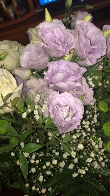 No sé de qué flores hacer mi ramo para septiembre - 2