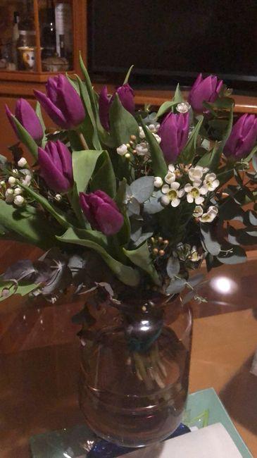 No sé de qué flores hacer mi ramo para septiembre - 3