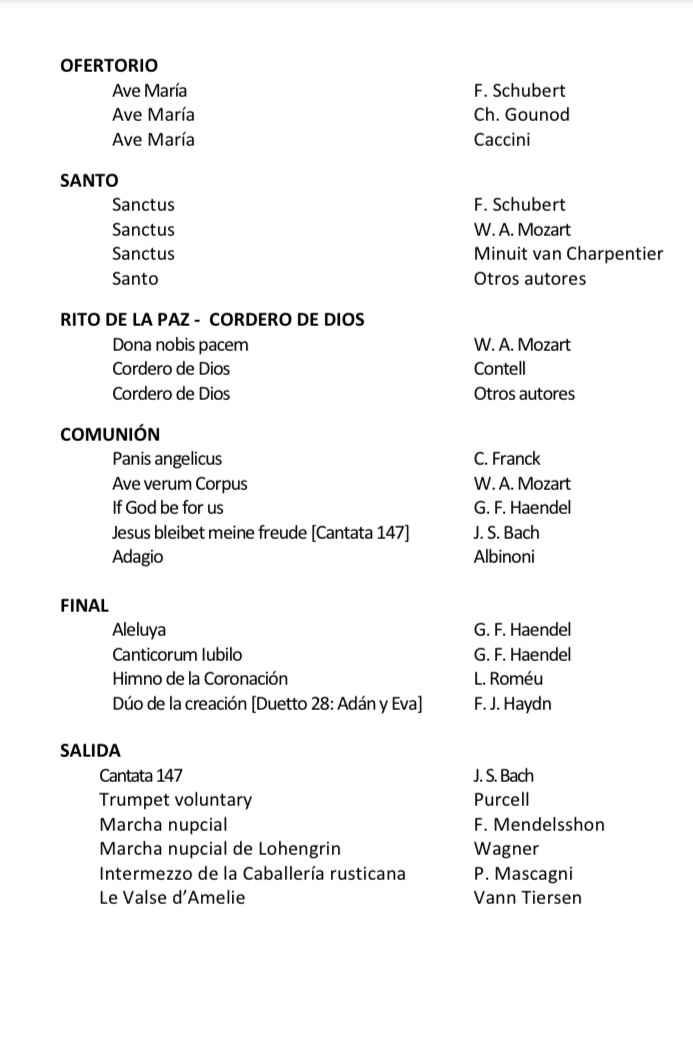 Música en Capitanía, Valencia - 2