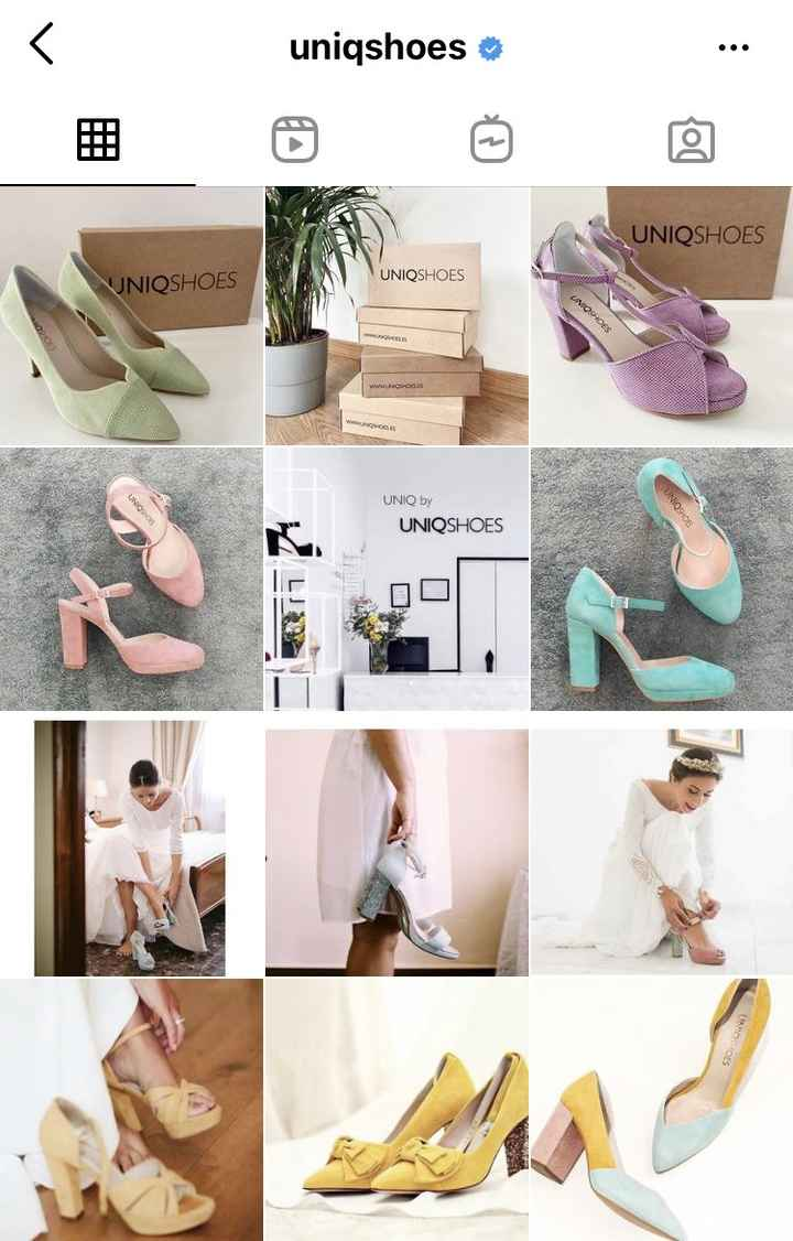 Zapatos Instagram 1