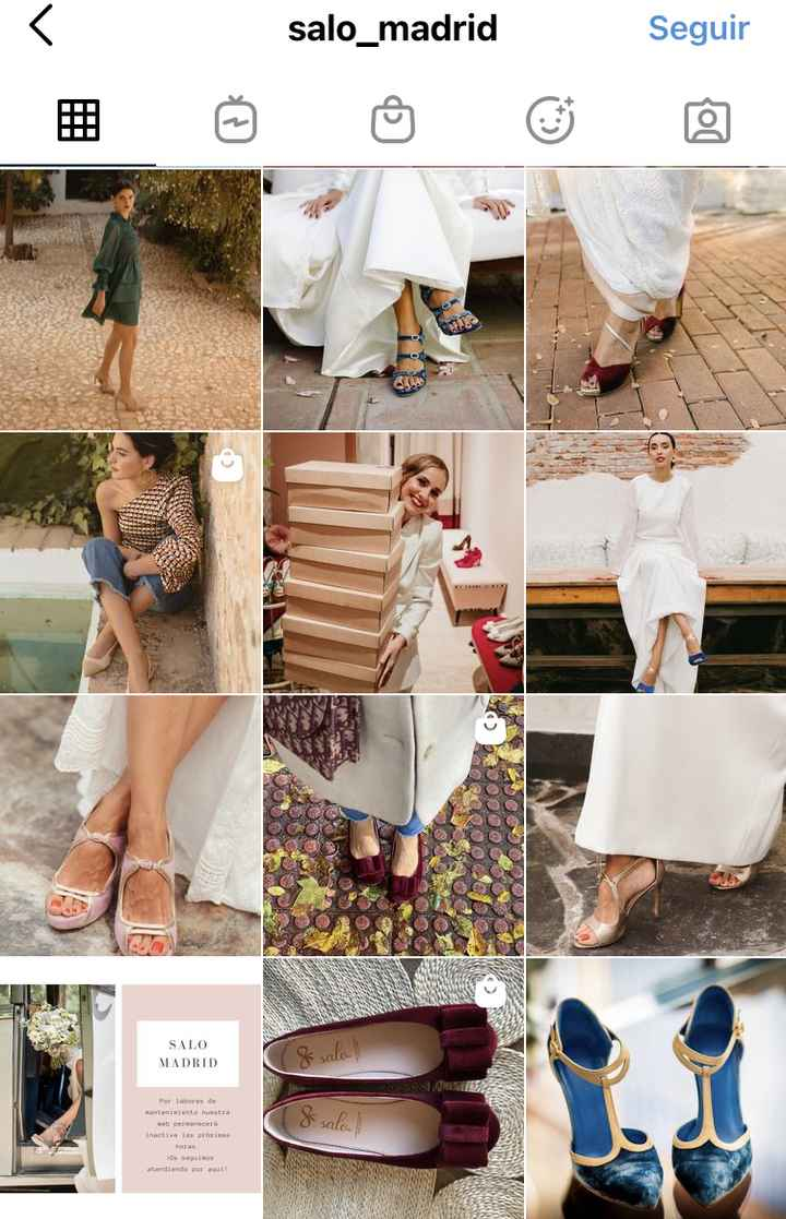 Zapatos Instagram 2