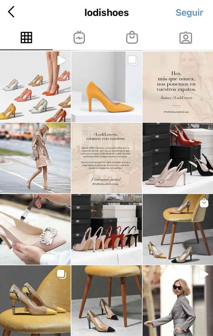 Zapatos Instagram 11