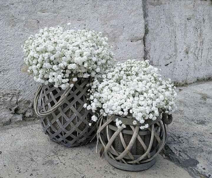 Flores de la boda - 1